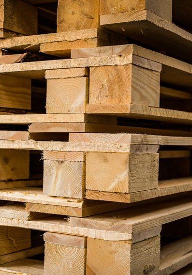 achat de palettes en bois près de Blois
